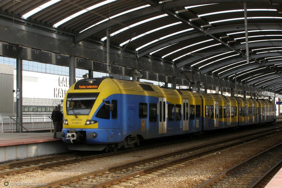 tychy katowice flirt Mieszkańcy południowych dzielnic katowic świetnie znają przejazd kolejowy w podlesiu przejeżdżają tędy pociągi do tychów, bielska-białej i.