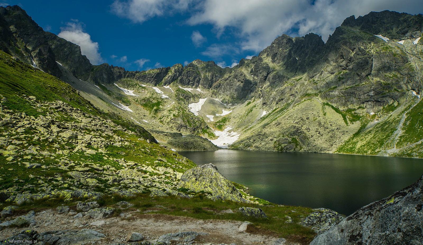 Wielki Staw Hińczowy - Tatry Wysokie - Słowacja