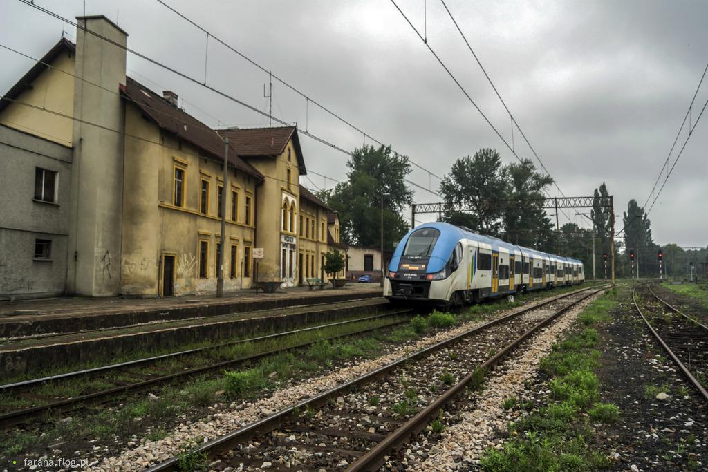 EN76-003 #Koleje Śląskie