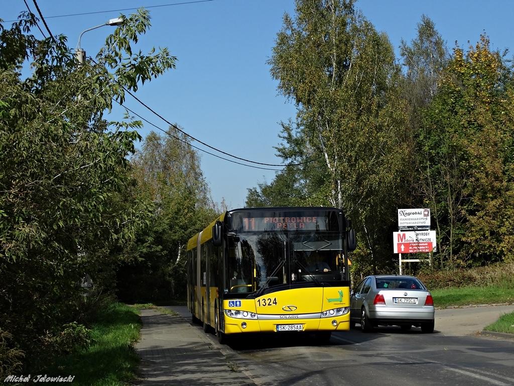 Solaris Urbino 18 #1324