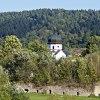 Kościół rzymskokatolicki <br />pw. Matki Boskiej Częstoc<br />howskiej - Myczkowce